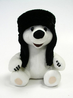 "Soft toy ""Teddy Umka"""