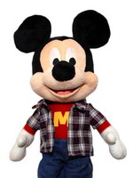 "Soft toy ""Mickey"", 25 cm"