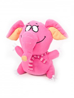 "Soft toy ""Pink Elephant"""