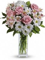 Bouquet of chrysanthemum, alstroemeria& rose