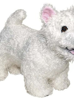"Soft toy ""Dog Roksi"", 40 cm"